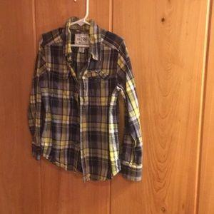 Children's Place Shirts & Tops - Boys long sleeve dress shirt